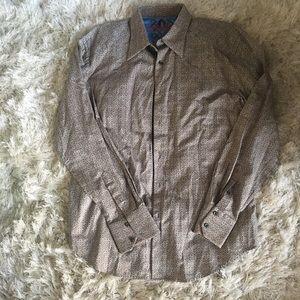 Robert Graham Pattered Dress Shirt